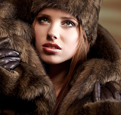 Greek Fur Coats at Promotional Price